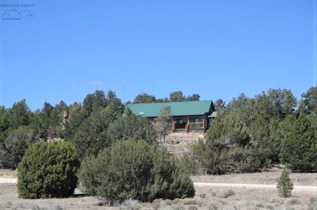 6 Sunflower Drive, Ramah, NM 87321 (MLS #990151) :: The Buchman Group