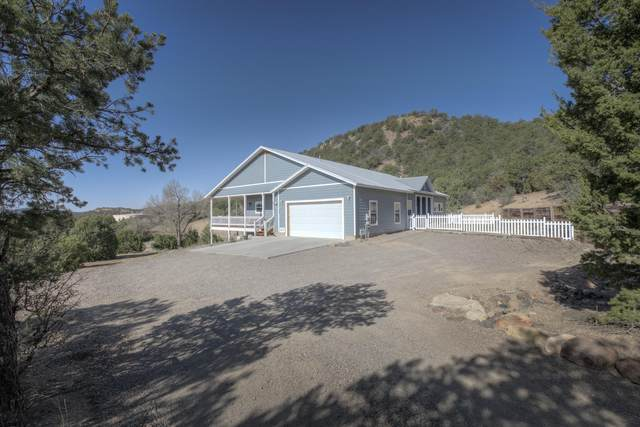 88 Rincon Loop, Tijeras, NM 87059 (MLS #990178) :: The Buchman Group