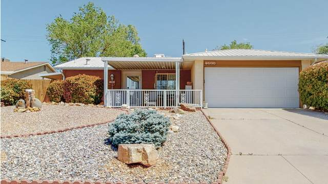 4600 Eric Drive NE, Albuquerque, NM 87109 (MLS #990245) :: The Buchman Group
