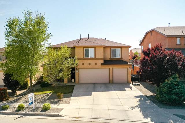 1071 Festival Court NW, Los Lunas, NM 87031 (MLS #990251) :: The Buchman Group