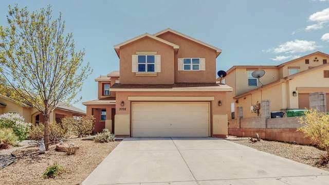 3702 Buckskin Loop NE, Rio Rancho, NM 87144 (MLS #990266) :: The Buchman Group