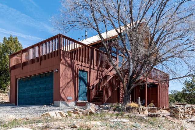 30 Calyx Lane, Cedar Crest, NM 87008 (MLS #990272) :: The Buchman Group