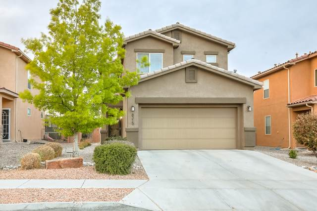 8315 Groundsel Road NW, Albuquerque, NM 87120 (MLS #990307) :: The Buchman Group
