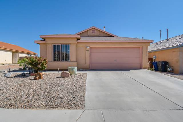 10811 Shetland Place SW, Albuquerque, NM 87121 (MLS #990313) :: The Buchman Group