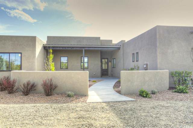 1 Calle Lomita, Sandia Park, NM 87047 (MLS #990320) :: The Buchman Group