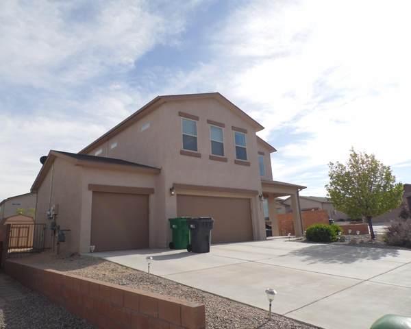 252 Landing Trail NE, Rio Rancho, NM 87124 (MLS #990369) :: The Buchman Group