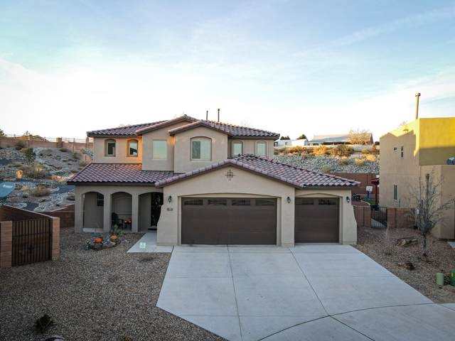 1531 Corta Cancun, Los Lunas, NM 87031 (MLS #990506) :: Campbell & Campbell Real Estate Services