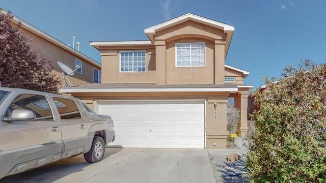 424 Elohim Court NW, Albuquerque, NM 87121 (MLS #990513) :: Keller Williams Realty