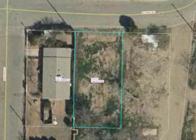 1023 W Chavez Ave, Belen, NM 87002 (MLS #990549) :: Campbell & Campbell Real Estate Services