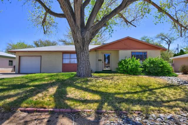 3530 San Pedro Drive NE, Albuquerque, NM 87110 (MLS #990591) :: Keller Williams Realty