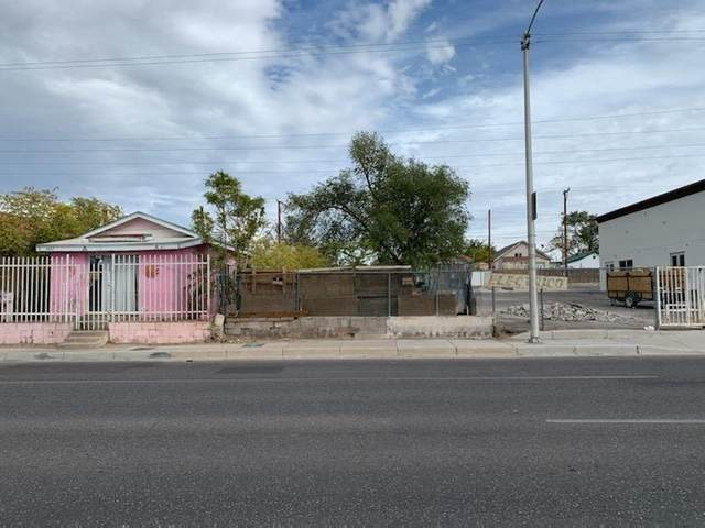 1414 Broadway Boulevard SE, Albuquerque, NM 87102 (MLS #990633) :: Campbell & Campbell Real Estate Services