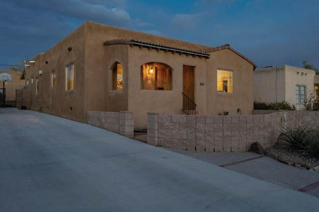 406 Amherst Drive SE, Albuquerque, NM 87106 (MLS #990655) :: The Buchman Group