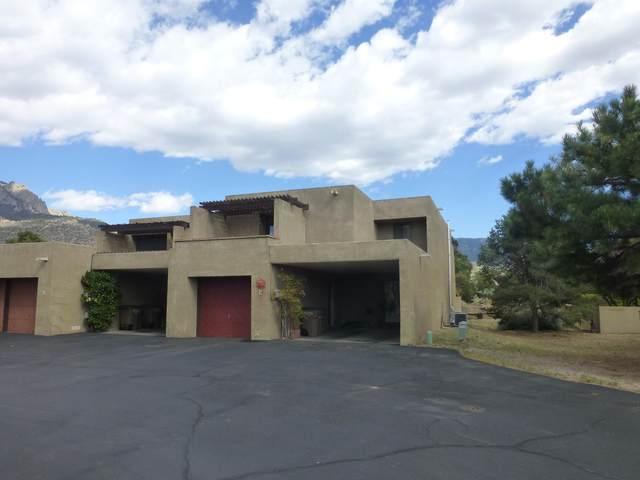 793 Tramway Lane NE C, Albuquerque, NM 87122 (MLS #990838) :: Keller Williams Realty