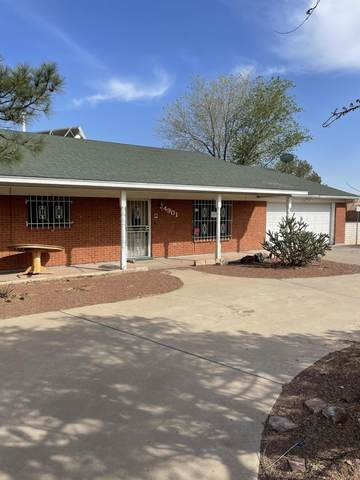 4901 Globus Court NW, Albuquerque, NM 87114 (MLS #990840) :: Berkshire Hathaway HomeServices Santa Fe Real Estate