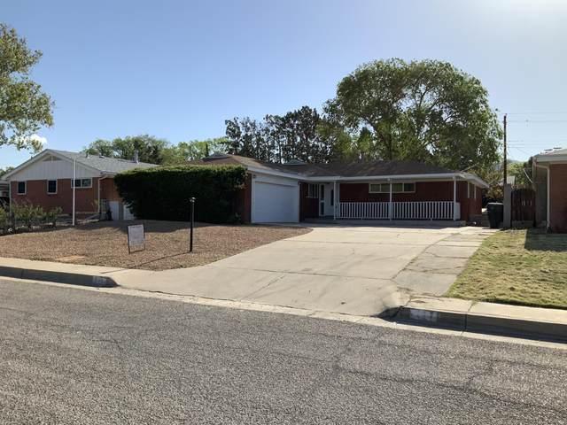 2908 Espanola Street NE, Albuquerque, NM 87110 (MLS #990879) :: Keller Williams Realty
