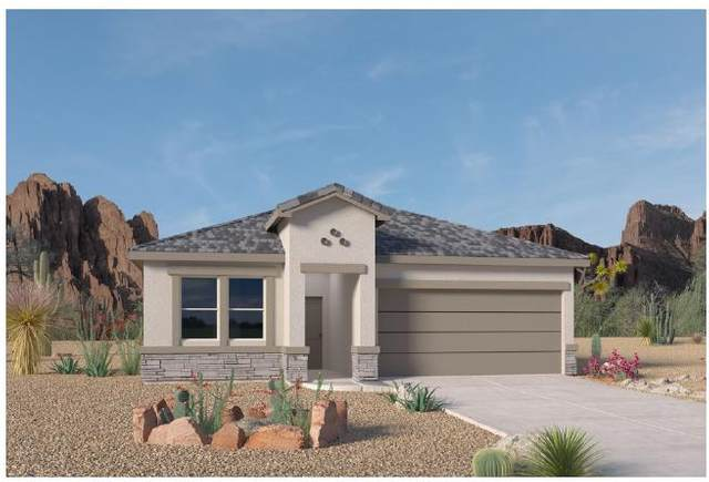 4365 Skyline Loop NE, Rio Rancho, NM 87144 (MLS #990897) :: Berkshire Hathaway HomeServices Santa Fe Real Estate