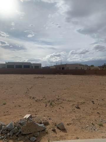 8020 Kibo Drive NW, Albuquerque, NM 87120 (MLS #990925) :: Sandi Pressley Team
