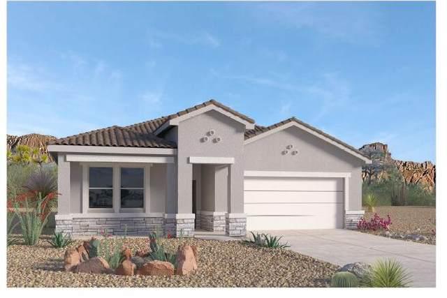 3321 Berkshire NE, Rio Rancho, NM 87144 (MLS #990927) :: Sandi Pressley Team