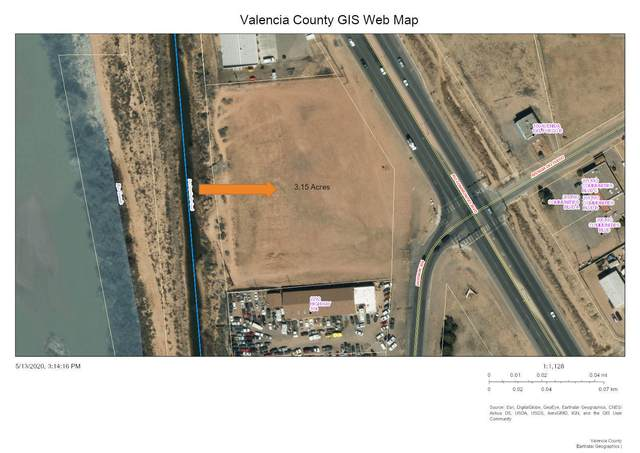 Nm-304, Rio Communities, NM 87002 (MLS #991039) :: Campbell & Campbell Real Estate Services