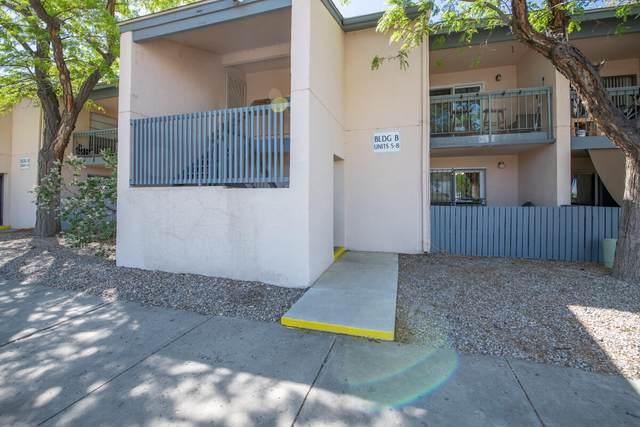 4601 Carlisle Boulevard NE B7, Albuquerque, NM 87109 (MLS #991073) :: The Buchman Group