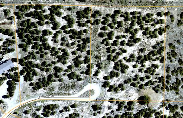22 and 24 Barbara Lane, Edgewood, NM 87015 (MLS #991090) :: Campbell & Campbell Real Estate Services