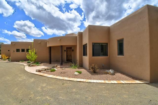 3 Rancho Verde Road, Tijeras, NM 87059 (MLS #991099) :: Keller Williams Realty