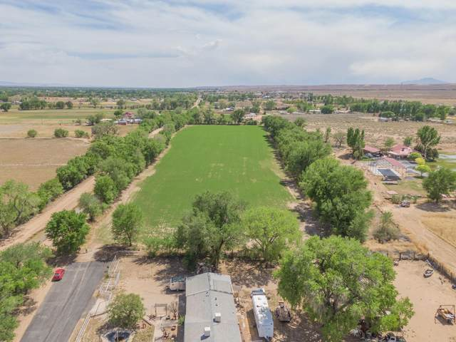 Miller B Road, Los Chavez, NM 87002 (MLS #991126) :: Campbell & Campbell Real Estate Services