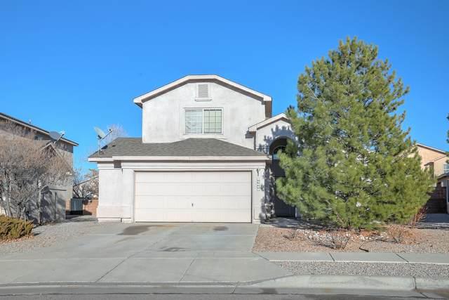 10304 Calle Maravilla Court NW, Albuquerque, NM 87114 (MLS #991215) :: Berkshire Hathaway HomeServices Santa Fe Real Estate