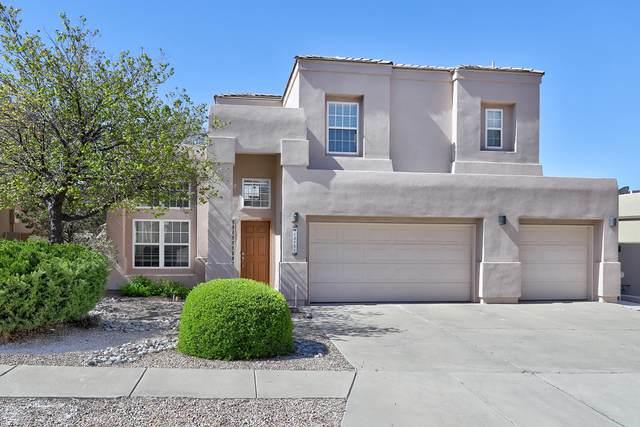 12700 Sunset Ridge Place NE, Albuquerque, NM 87111 (MLS #991219) :: The Buchman Group