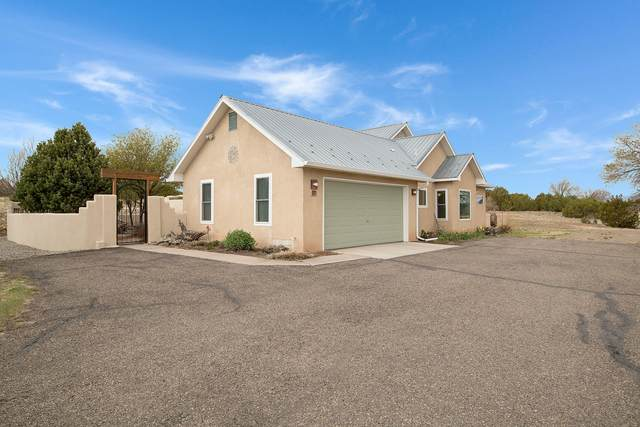 27 Vista Verde Way, Edgewood, NM 87015 (MLS #991243) :: Campbell & Campbell Real Estate Services
