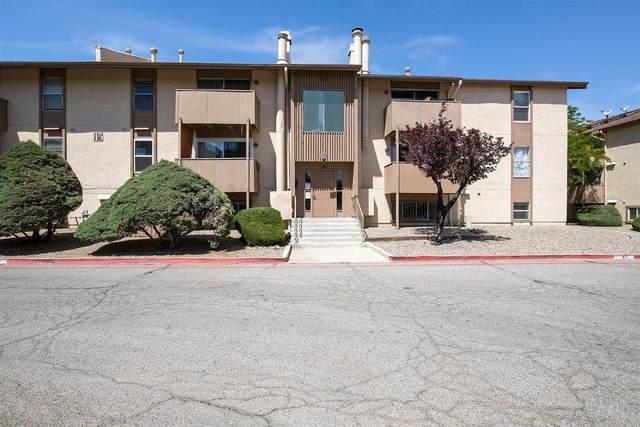 3865 Montgomery Boulevard NE #1525, Albuquerque, NM 87109 (MLS #991294) :: The Buchman Group