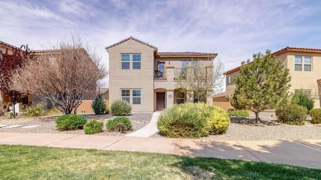 2343 Gandert Avenue SE, Albuquerque, NM 87106 (MLS #991296) :: The Buchman Group