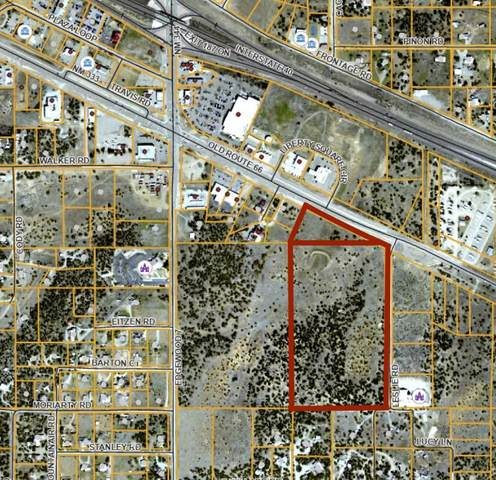 0 Old U.S. 66, Edgewood, NM 87015 (MLS #991304) :: Campbell & Campbell Real Estate Services