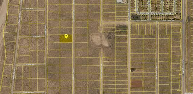 2619 Dawson Drive NE, Rio Rancho, NM 87144 (MLS #991316) :: Campbell & Campbell Real Estate Services