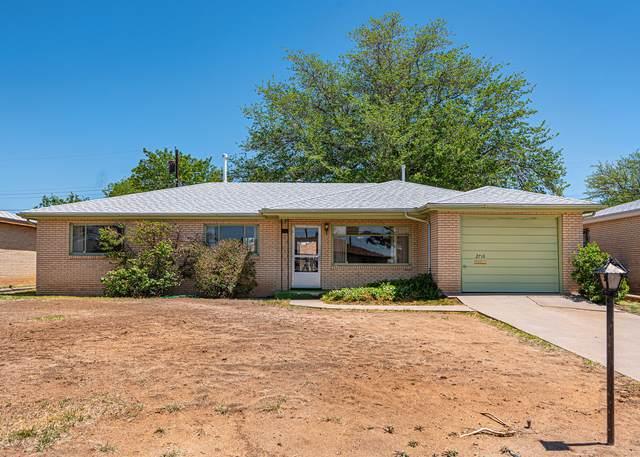 2716 Alcazar Street NE, Albuquerque, NM 87110 (MLS #991323) :: Keller Williams Realty