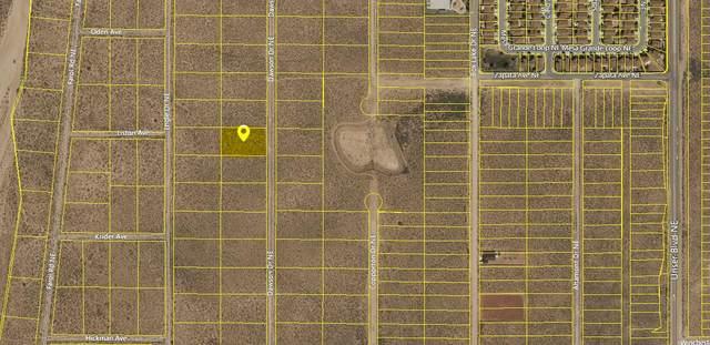 2627 Dawson Drive NE, Rio Rancho, NM 87144 (MLS #991324) :: Keller Williams Realty