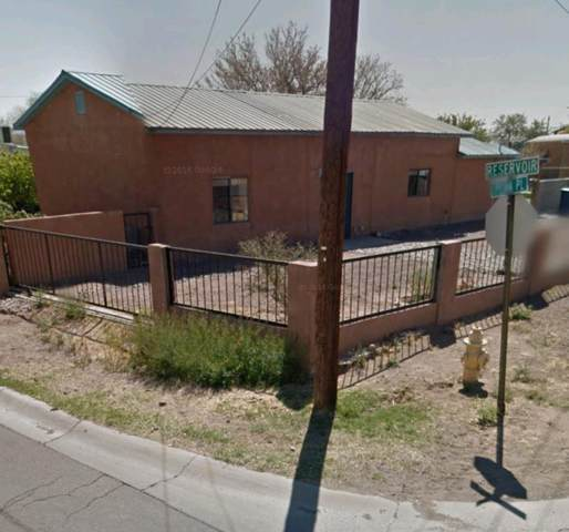604 Reservoir, Socorro, NM 87801 (MLS #991373) :: Campbell & Campbell Real Estate Services