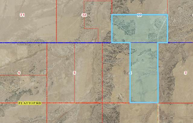 Flattop Road, Willard, NM 87063 (MLS #991537) :: Campbell & Campbell Real Estate Services