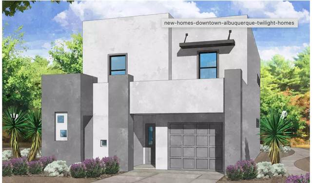 223 San Clemente Avenue NW, Albuquerque, NM 87107 (MLS #991601) :: Campbell & Campbell Real Estate Services