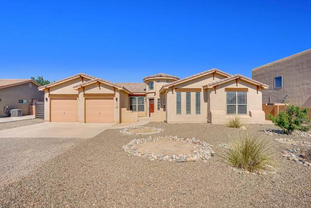 813 6th Street NE, Rio Rancho, NM 87124 (MLS #991638) :: Campbell & Campbell Real Estate Services