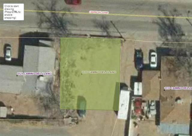 1119 Camino Del Llano, Belen, NM 87002 (MLS #991697) :: The Buchman Group
