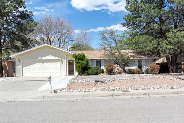 6513 Martin Court NE, Albuquerque, NM 87109 (MLS #991704) :: Berkshire Hathaway HomeServices Santa Fe Real Estate