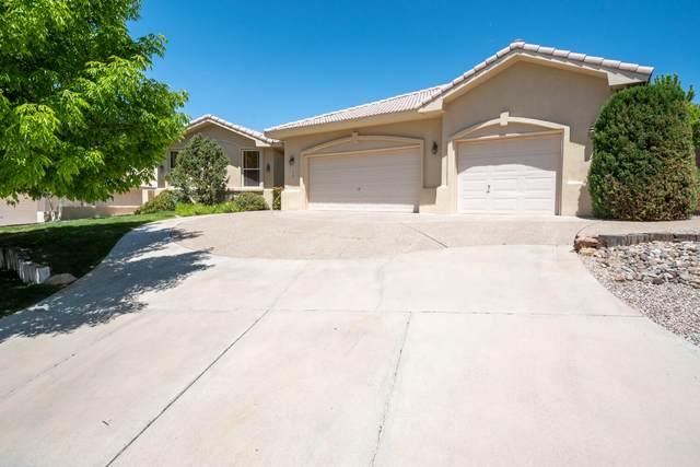 12403 New Dawn Road NE, Albuquerque, NM 87122 (MLS #991719) :: Berkshire Hathaway HomeServices Santa Fe Real Estate