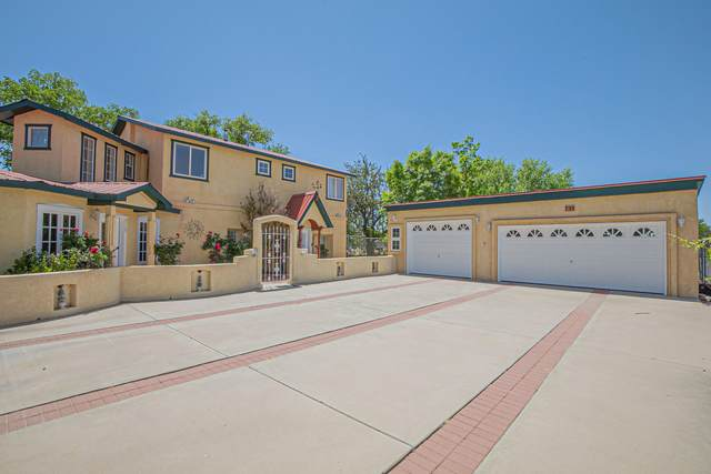 715 E River Road, Belen, NM 87002 (MLS #991728) :: Campbell & Campbell Real Estate Services
