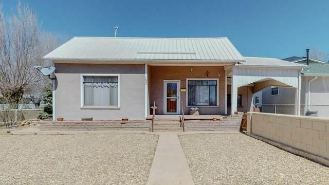 1022 Tilden Street, Las Vegas, NM 87701 (MLS #991732) :: Campbell & Campbell Real Estate Services