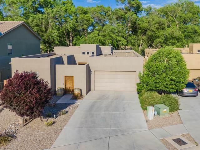 604 Bosque Verde Lane NW, Albuquerque, NM 87104 (MLS #991777) :: The Buchman Group