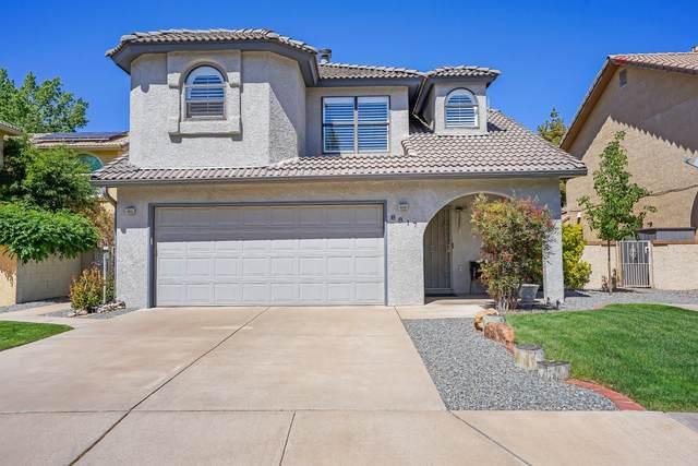 8817 Doris Steider Street NE, Albuquerque, NM 87122 (MLS #991787) :: Keller Williams Realty