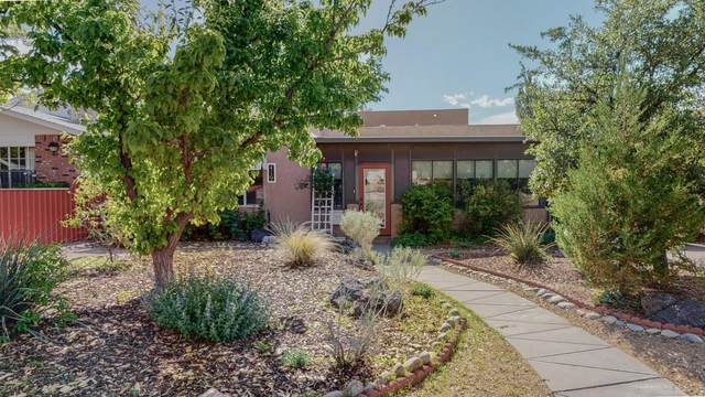 419 Bryn Mawr Drive SE, Albuquerque, NM 87106 (MLS #991811) :: The Buchman Group