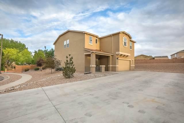 102 Big Sky Avenue SW, Los Lunas, NM 87031 (MLS #991825) :: The Buchman Group