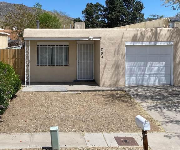 204 Zena Lona Street NE, Albuquerque, NM 87123 (MLS #991844) :: The Buchman Group